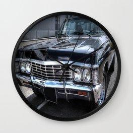 Impala - Supernatural Wall Clock
