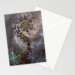 Textural Spiral Stationery Cards