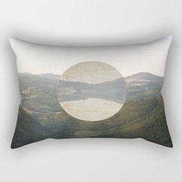 middle life. Rectangular Pillow