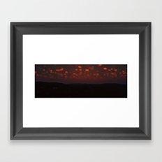 Götterdämmerung Framed Art Print