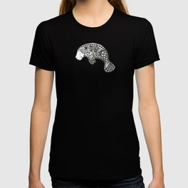 Blue Manatee T-shirt
