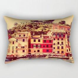 Buongiorno Portofino! Rectangular Pillow