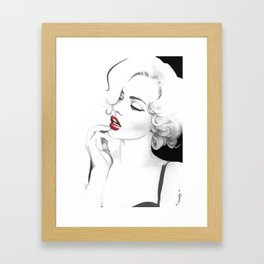 """Ginta"" Framed Art Print"
