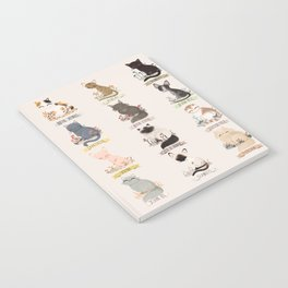 Cats Breed Notebook