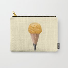 ICE CREAM PENCIL Carry-All Pouch
