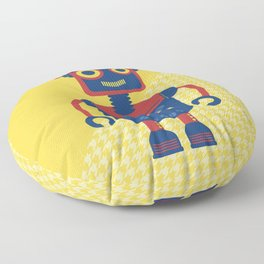 Rob-Bot03 Floor Pillow
