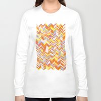 blanket Long Sleeve T-shirts featuring Blanket by Tonya Doughty
