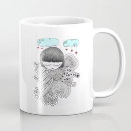 Z-TANGO GIRL Coffee Mug