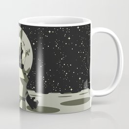 Werewolf in the Moon Coffee Mug