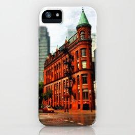 Toronto's Flatiron iPhone Case