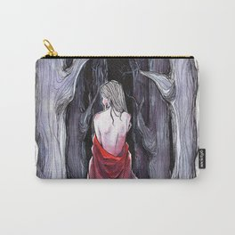 Meet Me in the Woods Carry-All Pouch