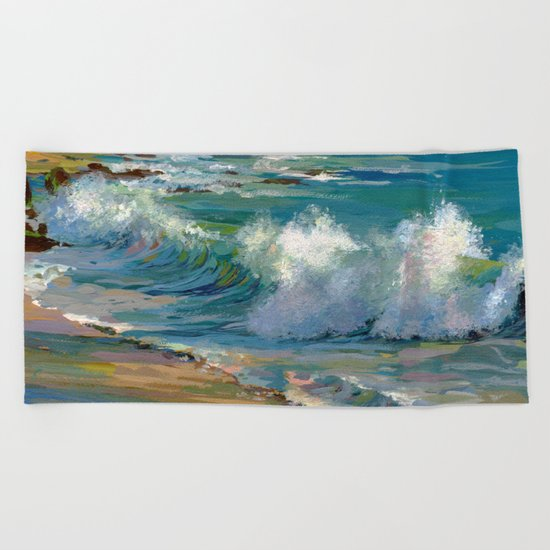 Fiji Beach Towel