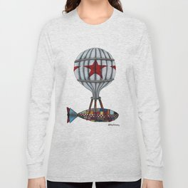When Submarines Fly Long Sleeve T-shirt