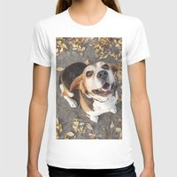 beagle T-shirts featuring Beagle by Renata's Photobox