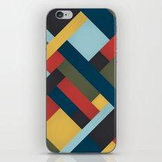 Abstrakt Adventure iPhone Skin