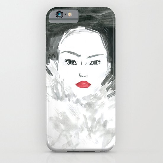 Beauty #1 iPhone & iPod Case