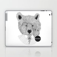 Morning bear Laptop & iPad Skin