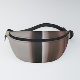 Ombre Brown Earth Tones Fanny Pack