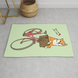Take Me for a Ride Rug