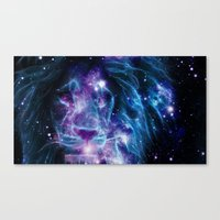 leo Canvas Prints featuring Leo by 2sweet4words Designs