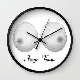 Ange Venus Wall Clock