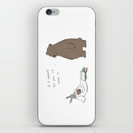 Bears are Awesome  iPhone Skin