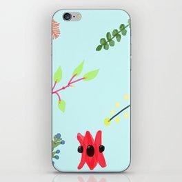 Australiana Garden iPhone Skin