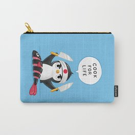Penguin Chef Carry-All Pouch