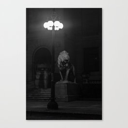 Entering Ainran Canvas Print