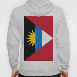Flag Of Antigua and Barbuda Hoody