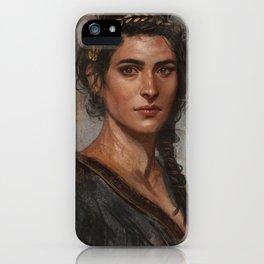 Misthios iPhone Case