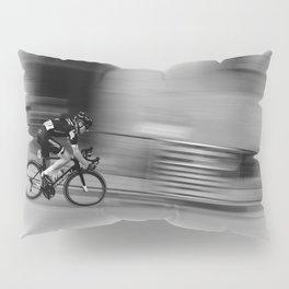 Cyclist Pillow Sham