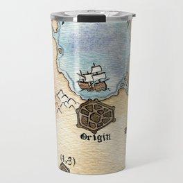 Quadratic Travel Mug