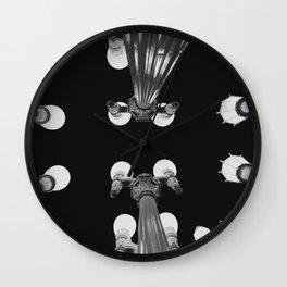 Urban Light Wall Clock