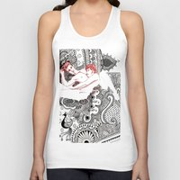 henna Tank Tops featuring Henna Lovers by N.I.S.