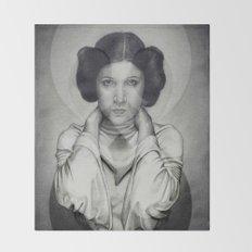 Star Wars Princess Leia Throw Blanket