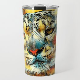 AnimalArt_Leopard_20170602_by_JAMColorsSpecial Travel Mug