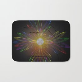 Light and energy - sunset Bath Mat
