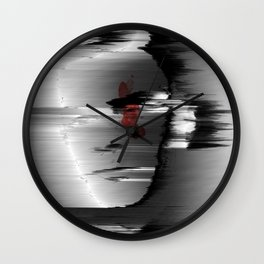 Alan Wall Clock