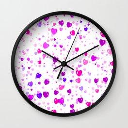 Heart 2014-0632 Wall Clock