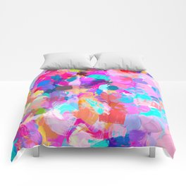 Candy Shop #painting Comforters