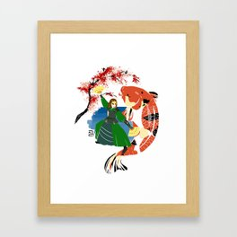 Kiyoshi Framed Art Print