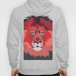 All hail the red lion Hoody