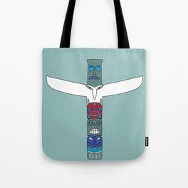 Totem Spirit Tote Bag