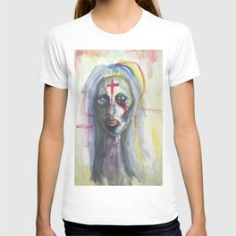Disembodied  T-shirt