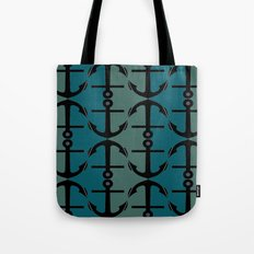 Ocean Anchors Tote Bag