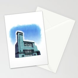 ODEON Leicester Square - Watercolour Stationery Cards