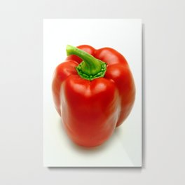 Sweet pepper Metal Print