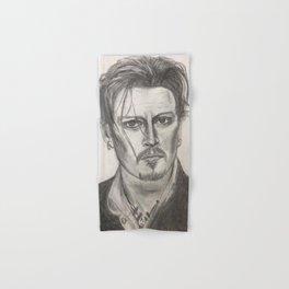 Johnny Depp Hand & Bath Towel