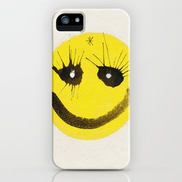 Smile? iPhone Case